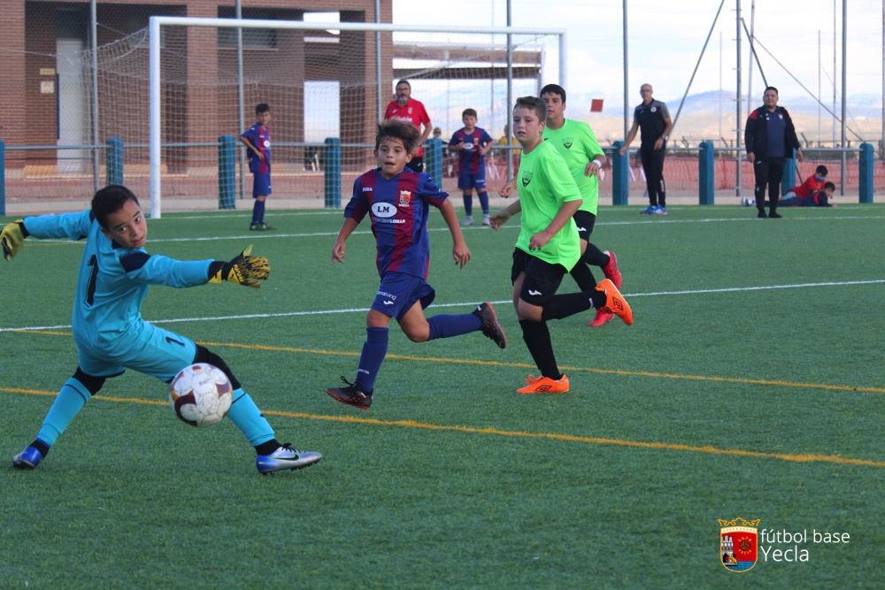 Alevin A - EF JA Camacho 09
