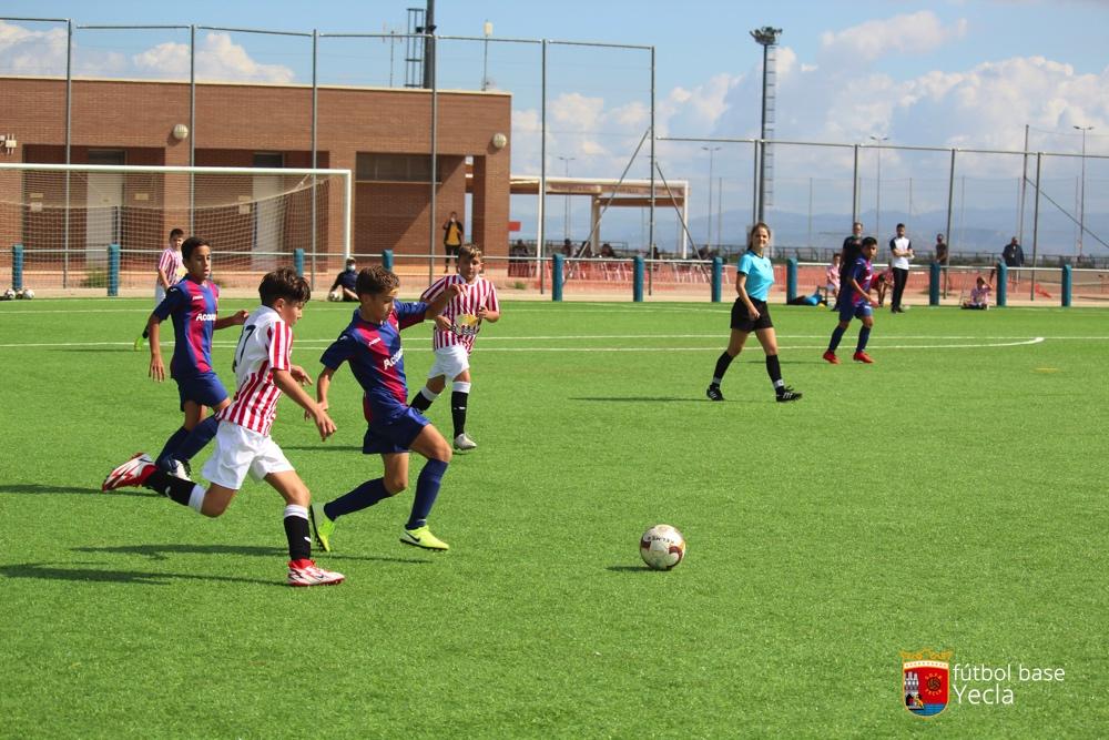 Alevin Aut - Bullas Deportivo 05
