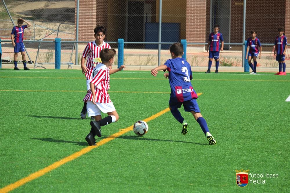 Alevin Aut - Bullas Deportivo 08