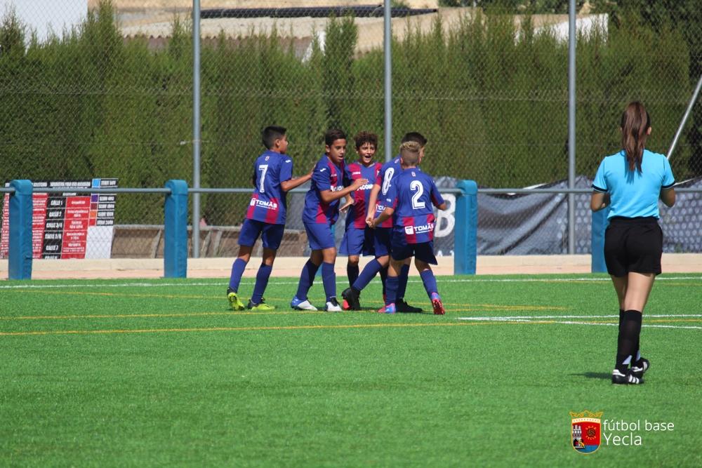 Alevin Aut - Bullas Deportivo 13