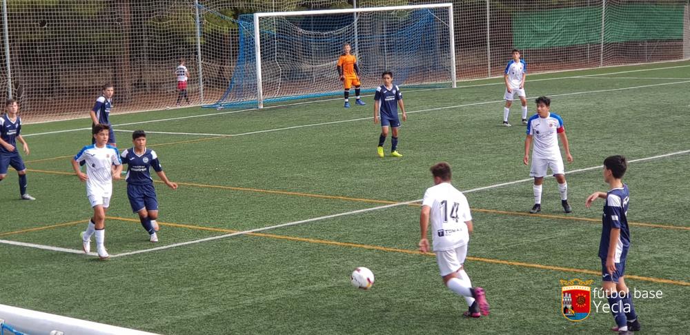 Archena FC - Infantil A 01