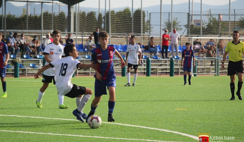 Cadete B - CF Molina San Miguel 12