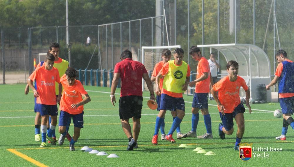 Juvenil A - EF Murcia Promesas 01