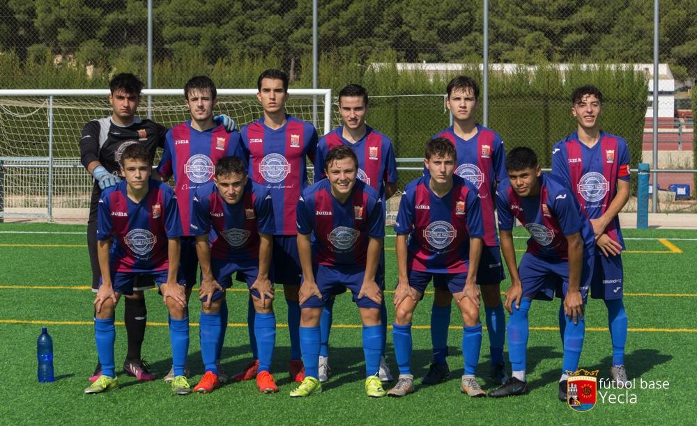 Juvenil A - EF Murcia Promesas 02
