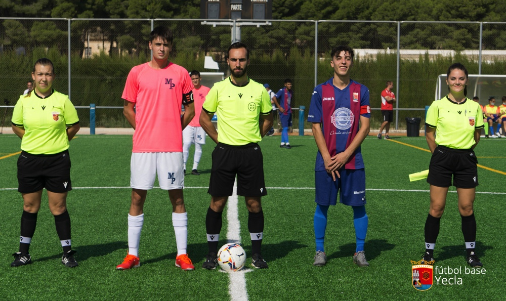 Juvenil A - EF Murcia Promesas 03