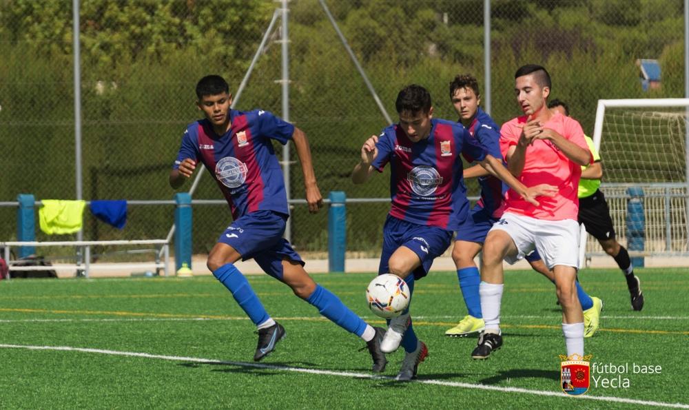 Juvenil A - EF Murcia Promesas 06