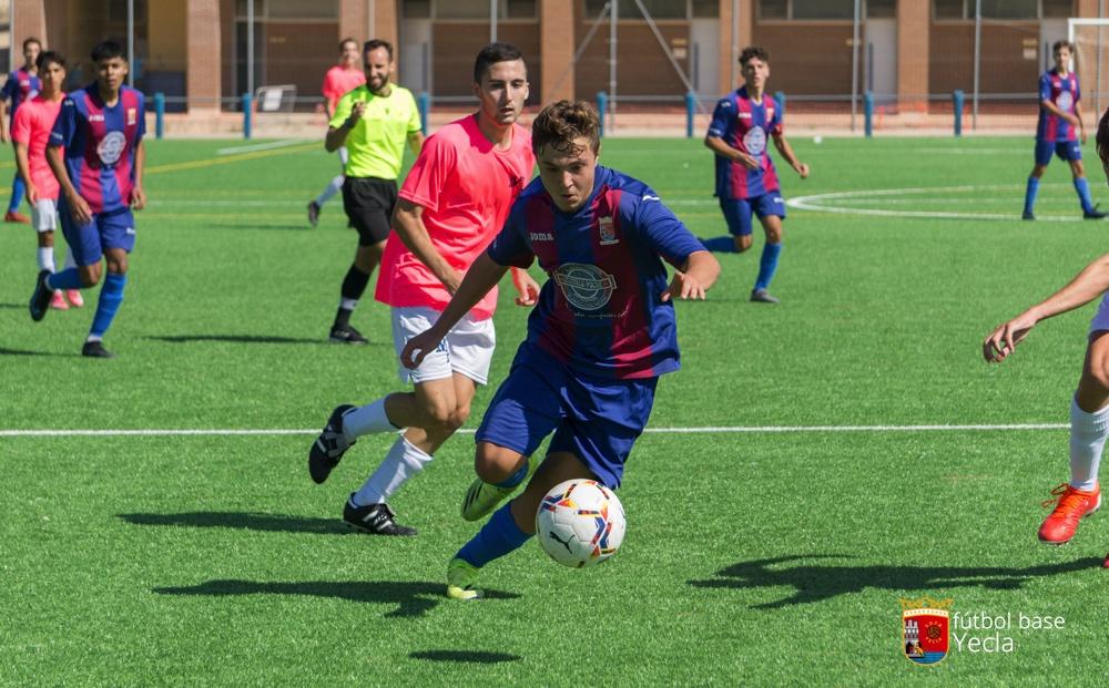 Juvenil A - EF Murcia Promesas 07