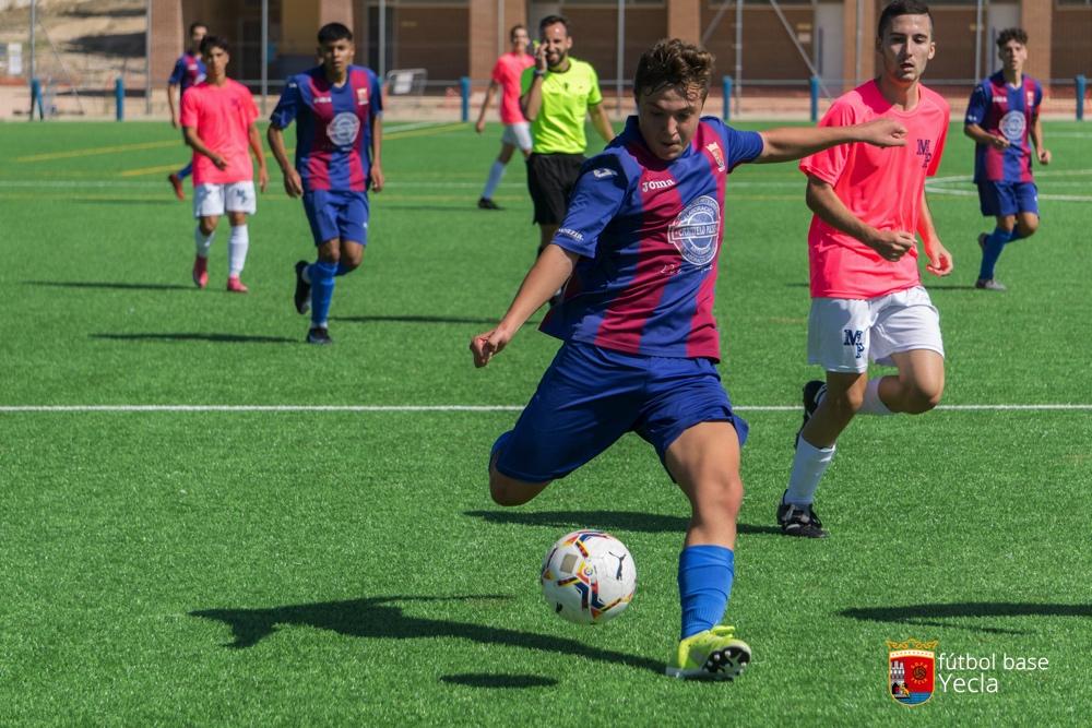 Juvenil A - EF Murcia Promesas 08