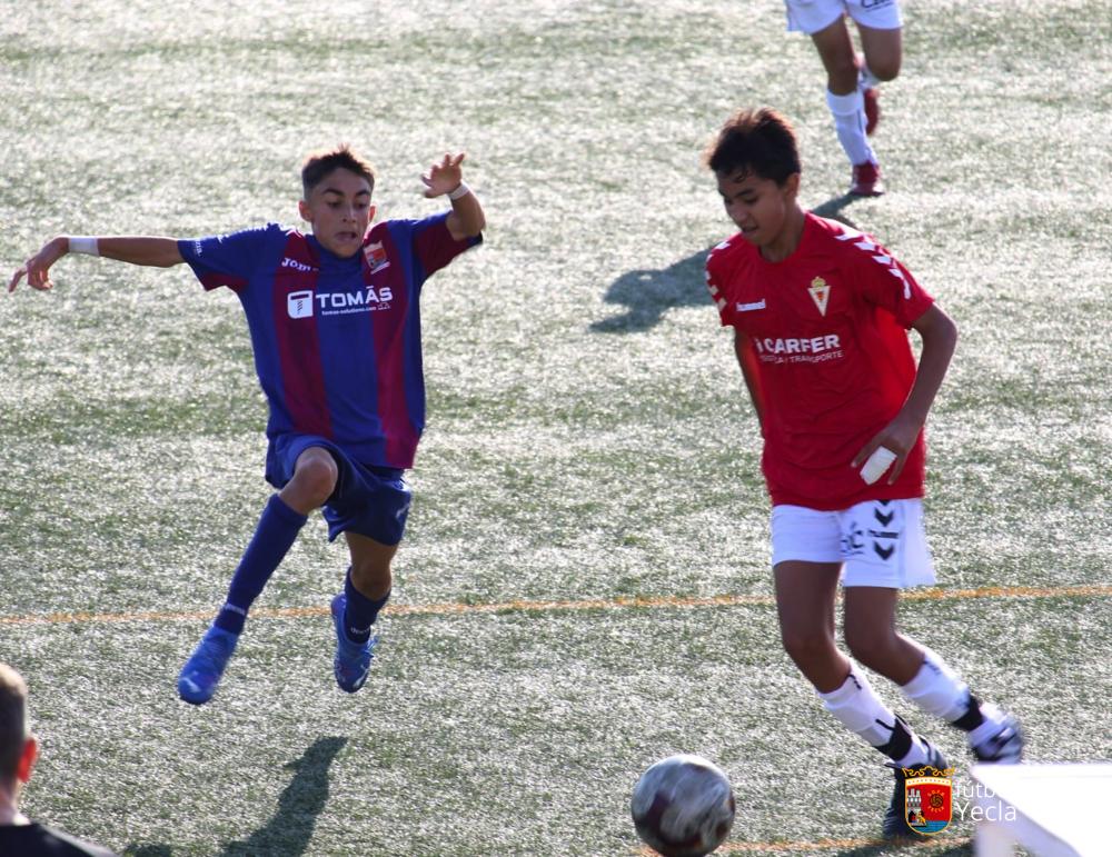 Real Murcia CF - Cadete B 01