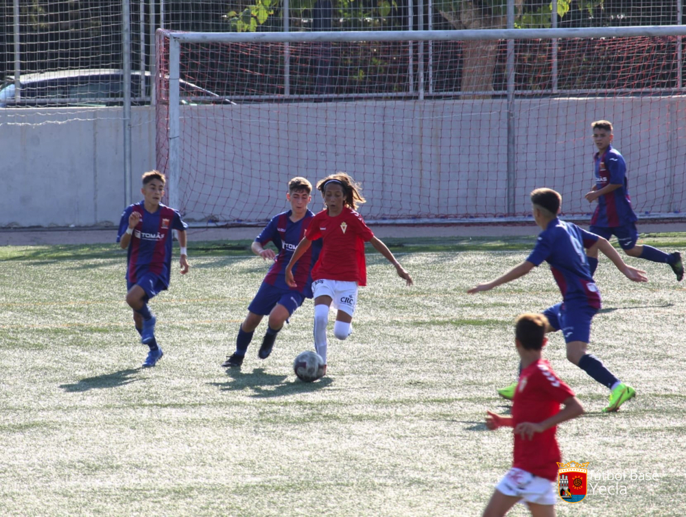 Real Murcia CF - Cadete B 02